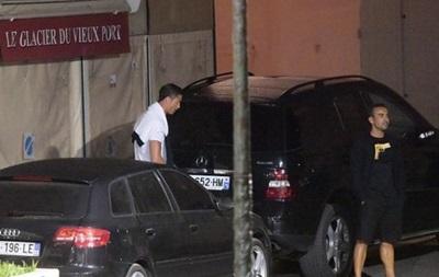 Криштиану Роналду был задержан полицией за справление нужды в запрещенном месте