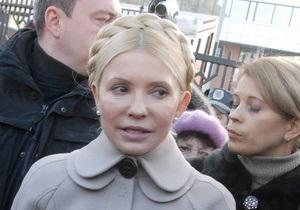 Тимошенко: Мы отрабатываем план, как конституционным путем убрать эту власть