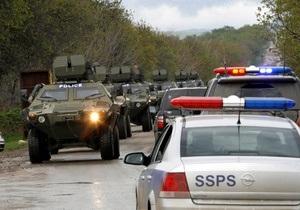 МВД Грузии обвинило в организации серии взрывов на территории страны российского офицера