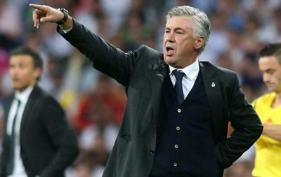 Анчелотти отклонил предложение Милана