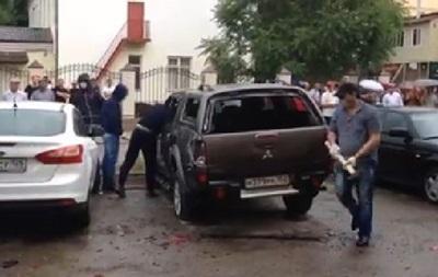 На офис правозащитников в Грозном совершено новое нападение