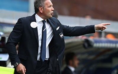 Экс-наставник Сампдории может возглавить Милан