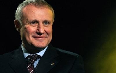 Григорий Суркис: Отставка Блаттера - поступок на благо футбола