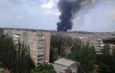 Донецк из-за обстрелов остался без российских телеканалов