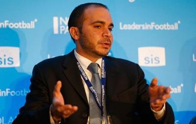 Принц Иордании может стать и.о. президента FIFA