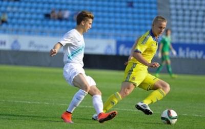 Украина уступила в финале Мемориала Лобановского