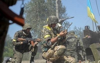 На Донбассе за сутки погибло пять военных, 38 ранены