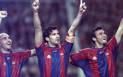 Не забыли предательства: Барселона добилась исключения Фигу из команды легенд