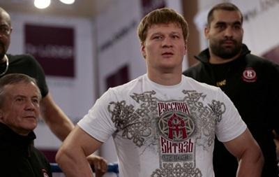Промоутер Поветкина опроверг обвинения в допинге