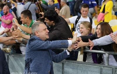 Президент Динамо: Болельщики должны себя вести в рамках дозволенного
