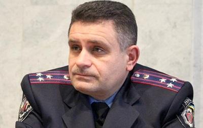 Начальника киевской милиции уволили в рамках люстрации