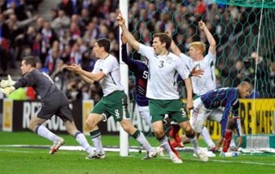В Ирландии рассказали, как получали взятку от FIFA