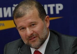 Балога заявил, что Тимошенко  уперлась в стенку  и спрогнозировал создание новой оппозиции