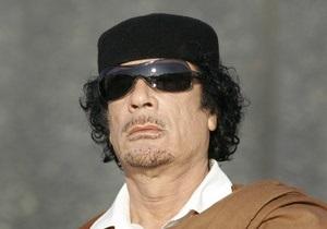 Международный уголовный суд будет добиваться выдачи ордера на арест Каддафи