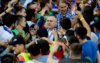Директор Олимпийского: Четыре стюарда избиты, а стадиону нанесен ущерб