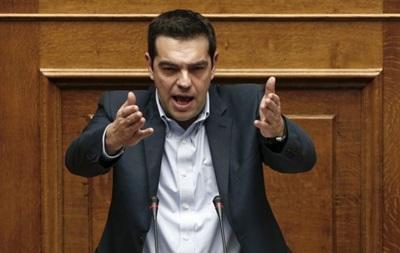 Ципрас просит парламент одобрить сделку с кредиторами