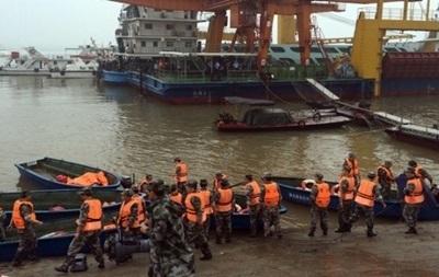 Число жертв кораблекрушения в Китае выросло до 331 человека