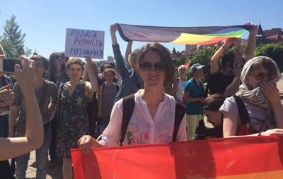 Марш равенства в Киеве завершился, едва начавшись