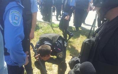 Гей-парад в Киеве: пострадали пять милиционеров, открыто дело