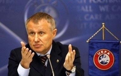 Григорий Суркис: Начальник столичной милиции уже отправлен в отставку
