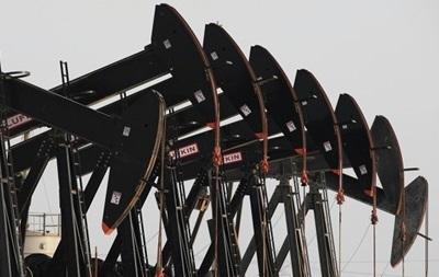Украина снизила добычу нефти