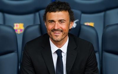 Луис Энрике: Не знаю, буду ли дальше тренировать Барселону