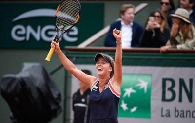 Свитолина установила новый теннисный рекорд Украины