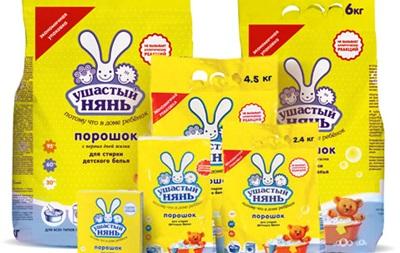 Россия запретила ввоз ряда украинских моющих средств