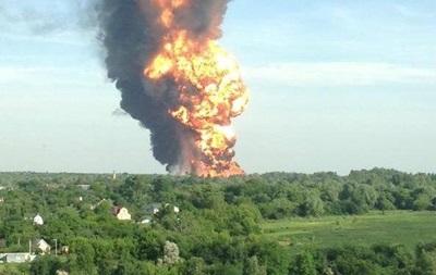 Распространение огня на лес под Киевом остановлено - ГосЧС