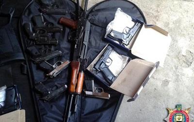 У мариупольца нашли арсенал оружия