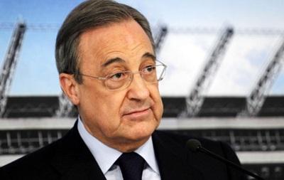 Президент Реала запретил клубу поздравлять Барселону с титулами