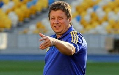 Тренер сборной Украины: В матче с Грузией не все удалось выполнить