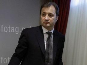 И.о. президента Молдовы выдвинул на пост премьер-министра Влада Филата