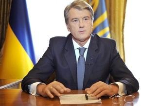 Ющенко написал письмо Медведеву: Я очень разочарован