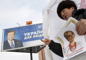 Ъ: Украина разрывается между черным и Белым домом