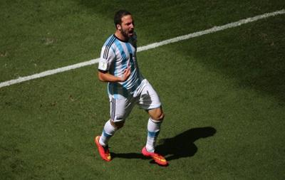 Нападающий сборной Аргентины может перейти в МЮ