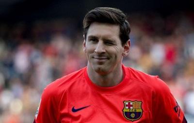 Хави: Месси - самый маленький в Барселоне, но лучший во всем