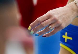 Шведским спортсменам запретили красить ногти в цвета радуги