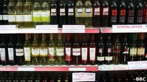 В Шотландии будет введена минимальная цена на алкоголь