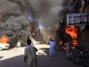 Жертвами теракта в пакистанском Пешаваре стали семь человек