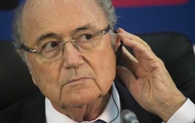 Европарламент призвал Блаттера немедленно покинуть пост президента FIFA