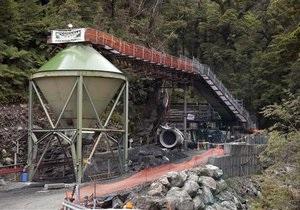 В Новой Зеландии на шахте с 29 заблокированными горняками произошел повторный взрыв