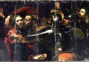 Могилев: Эксперты проверят, та ли это картина Караваджо, которая была украдена из Одесского музея