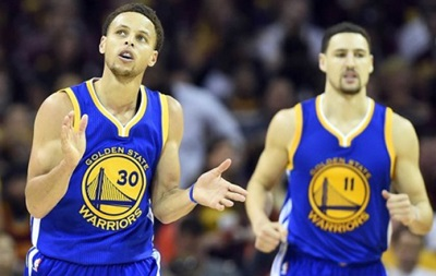NBA: Голден Стейт впевнено зрівнює рахунок у фінальній серії