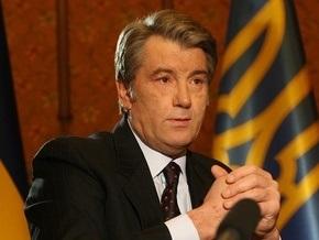 Ющенко подписал закон, касающийся либерализации экспорта электроэнергии
