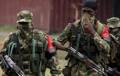 Повстанцы оставили без электричества полмиллиона колумбийцев