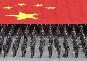 Китай опроверг информацию СМИ об отправке своих военных в КНДР