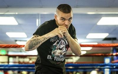 Бокс: Украинец Редкач пообещал устроить войну в ринге