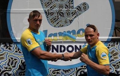 Усик и Беринчик могут провести бои в Одессе в августе