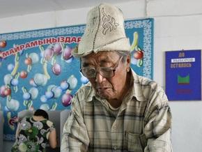 В Кыргызстане завершились президентские выборы